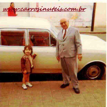Rafinha-e-seu-avo-Opala-branco-450x450 Chevrolet Opala