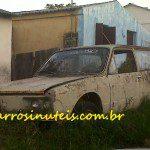 VW Brasilia, foto de Adrio, em Piratini-RS