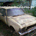 Chevrolet Opala, foto de Victor, Americana, SP