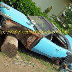 Chevrolet Opala, foto de Genaro, Canela-RS
