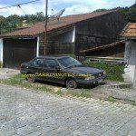 VW Santana, Ribeirão Pires, SP. Foto de Giovani Valentin.