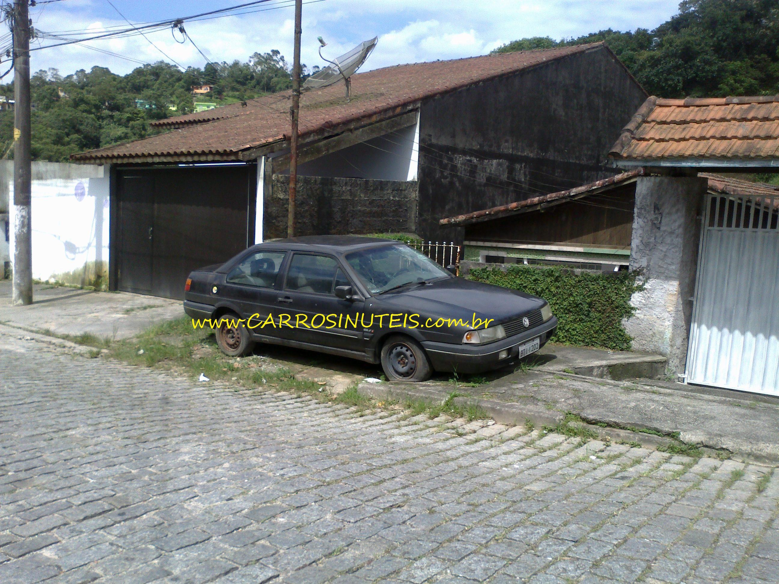 17012013343 VW Santana, Ribeirão Pires, SP. Foto de Giovani Valentin.