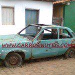 Chevrolet Chevette, foto de Junin, BA, em Maracás