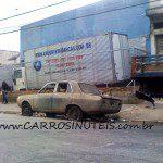 Ford Corcel I, Vista Alegre, SP. Foto de Kioma.