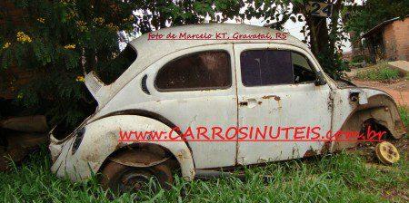MKTfusca-Gravatai-450x224 VW Fusca, Marcelo KT, Gravataí, RS