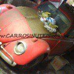 VW Fusca, Fraiburgo, SC. Foto de Marcos Lunardelli.