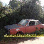 Ford Corcel I, foto de Kanakian, Piratini, RS
