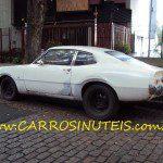 Ford Maverick 1976 4 cil., POA-RS. Foto de Rafinha.