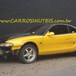 Mustang GT, São Paulo, SP. Foto de André Barini.