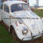 VW Fusca, Avaré, SP. Foto de Juliano Machado.