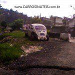 VW Fusca, Vista Alegre, SP. Foto de Kioma.