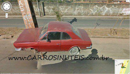 LucasBorges-Corcel-BH-MG-450x256 Ford Corcel I, Belo Horizonte, MG. Via Street View. Foto de Lucas Borges.
