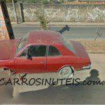 Ford Corcel I, Belo Horizonte, MG. Via Street View. Foto de Lucas Borges.