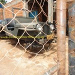 Jeep Willys, Montes