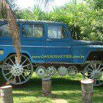 Rural Willys, Chapada, RS. Foto de Adrio.