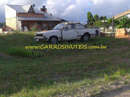 Chevete-BrunoPorto-ArroiodoSal-RS-450x337 Chevrolet Chevette, Arroio do Sal, RS. Foto de Bruno Porto.