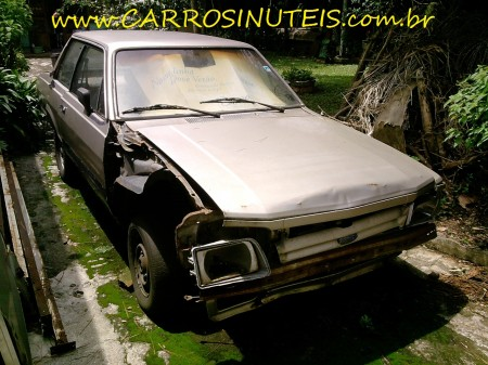 Danilo-DelRey-Diadema03.-450x337 Ford Del Rey GL 1987, Diadema, SP. Foto e Carro do Danilo.