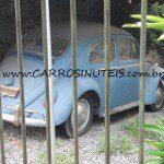 VW Fusca, Curitiba, PR. Foto de Giuliano Iwanko.