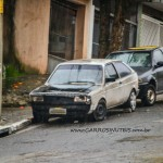 VW Gol, São Paulo, SP. Foto de Kioma.