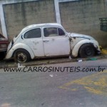 VW Fusca, Jardim Antartica, SP. Foto de Kioma.