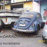 VW Fusca, São Paulo, SP.