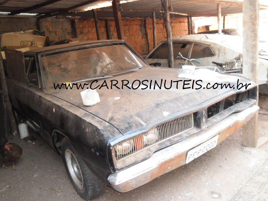 Pedro-DodgeDartUberaba-MG Dodge Dart, Uberaba, MG. Foto de Pedro