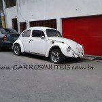 VW Fusca, Grajaú, SP. Foto de Rodolfo.