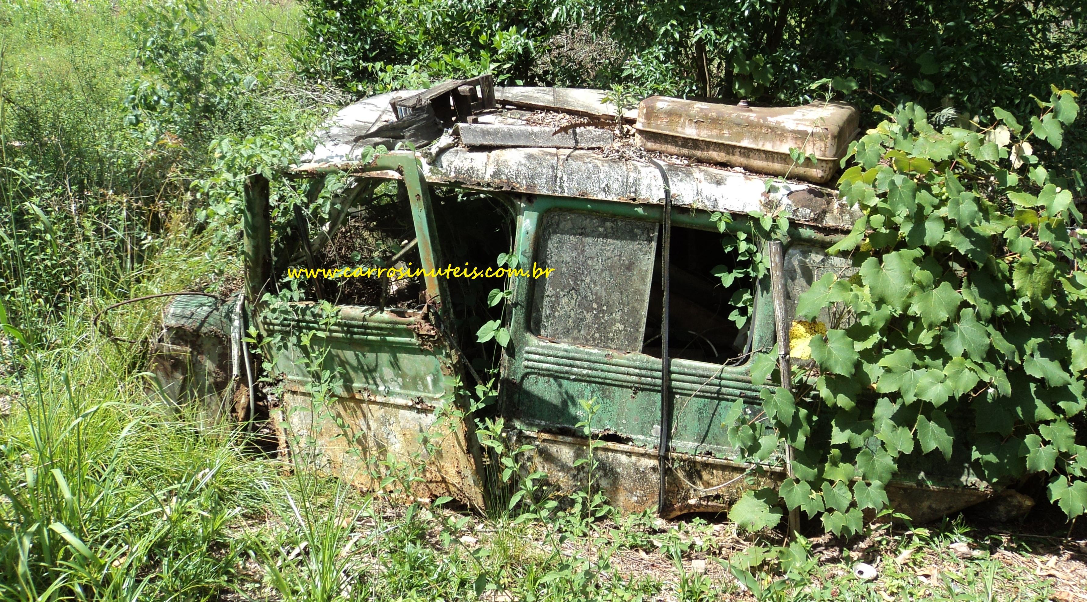 Vergara-Pelotas-Rural Rural Willys, foto feita por Vergara, Pelotas, no RS