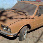 VW Brasilia, Gui, Viçosa, MG