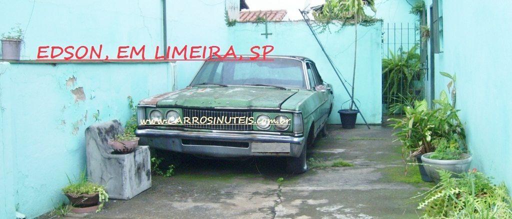 landau Ford Landau, em Limeira, SP