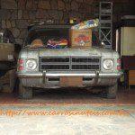 Chevrolet Opala (ou Caravan), Belo Horizonte, MG, by Lucas