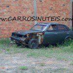 GM Chevette, Torres, RS. Foto de Cláudio Mineiro.