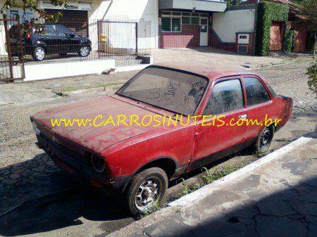 ClaudioMineiro-Chevette-Canoas-RS-01-450x337 GM Chevette, Canoas, RS. Foto de Cláudio Mineiro.