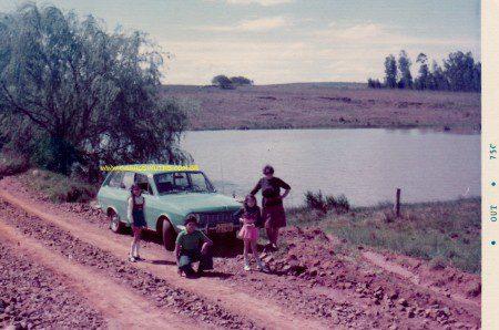 IMG_0001-450x298 Ford Belina Corcel, Alegrete, RS, Lagoa do Parové, foto de Elisete Dutra