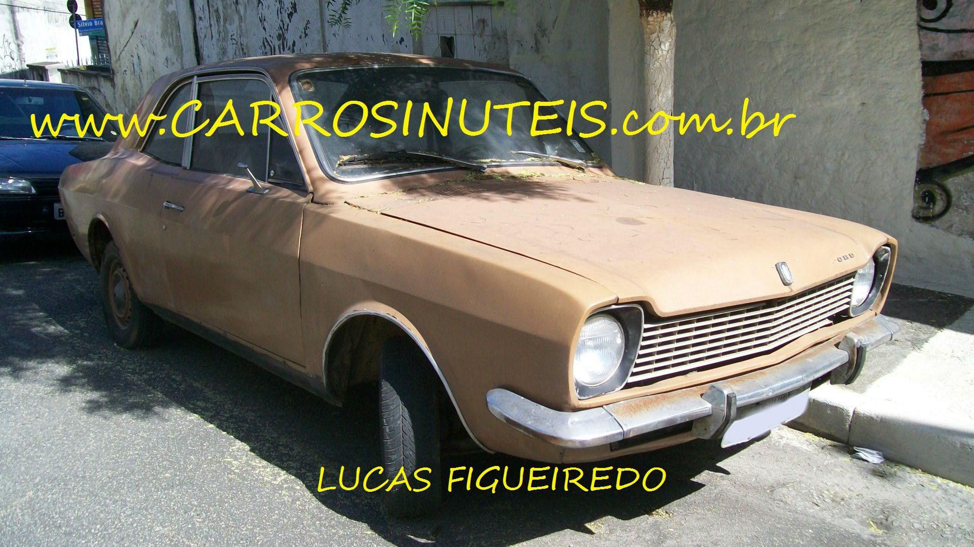 Lucas_Corcel_I_Sao-Paulo_Capital Ford Corcel I, São Paulo, SP.