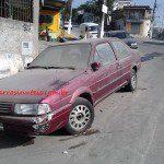VW Santana, foto de Manoel, em São Paulo, SP