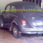 VW Fusca, Lima, Peru. Foto de Rafael Arantes.
