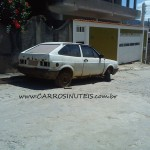 VW Gol, Ubaira, BA. Foto de Junin.
