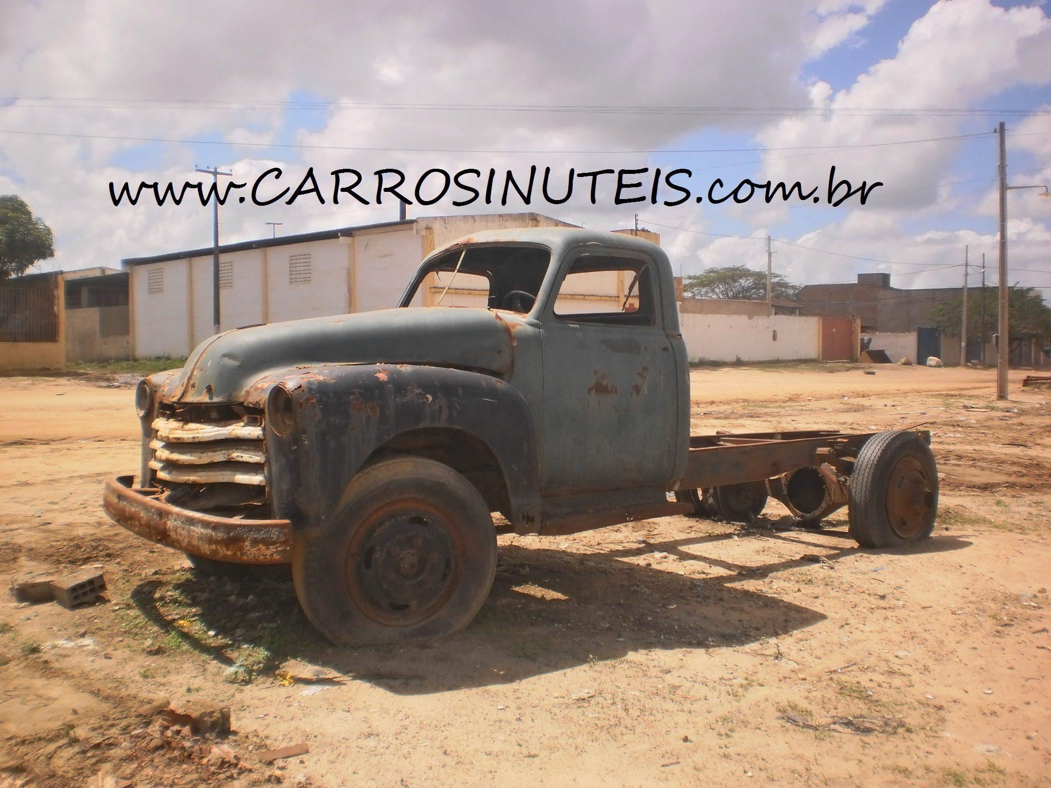 AriosvaldodeAraujo-GMC-CampinaGrande-PB02 Chevrolet, Campina Grande, PB. Foto de Ariosvaldo de Araújo.