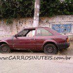 Ford Escort, Diadema, SP. Foto de Danilo.