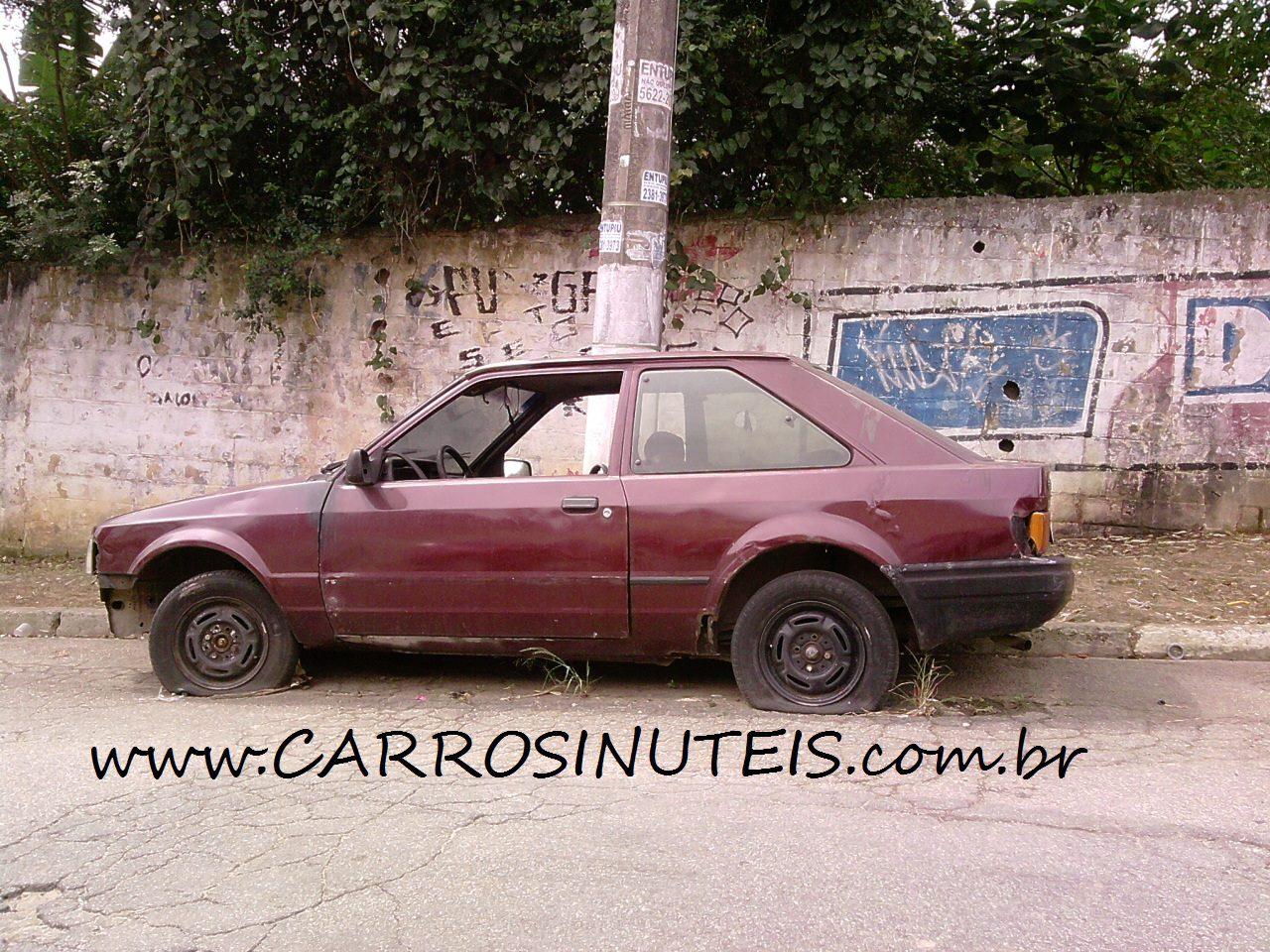 Danilo_Escort_Diadema01 Ford Escort, Diadema, SP. Foto de Danilo.