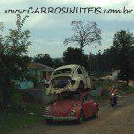 VW Fusca, Chapecó, SC. Foto de Doulgas Moroni.