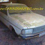 Ford Corcel II, Serrinha, RS. Foto de MarcioV8.