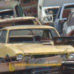 Ford Maverick . Panambi . RS . Adrio