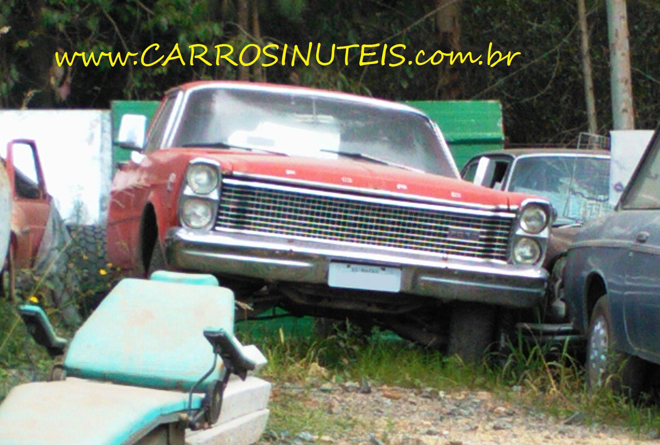 Danilo-Niespodzinski-RioNegrinho-.SC04 Ford Galaxie, Rio Negrinho, SC. Foto de Danilo Niespodzinski.