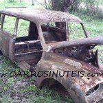 DKW, Arroio dos Ratos, RS. Foto do Márcio V8.