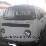 VW Kombi, Campina Grande, PB. Foto de Ariosvaldo Araujo.