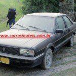 VW Santana, César Roëntgen, Gramado, RS