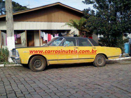 Cláudio-Mineiro-Carlos-BarbosaRS-landau-450x337 Ford Landau, Cláudio Mineiro, Carlos Barbosa, RS