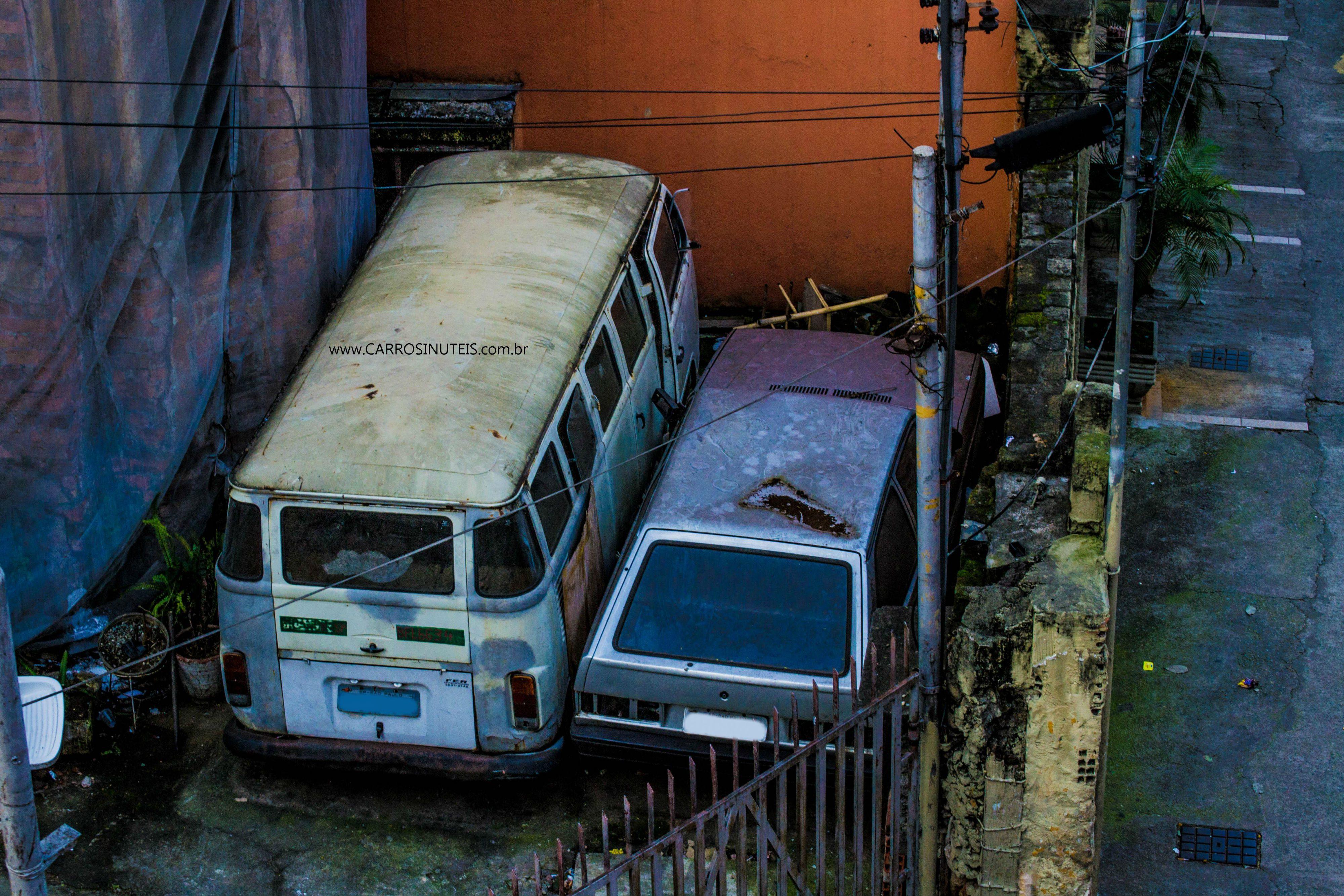 Kioma-VWKombi VW Kombi e VW Gol, São Paulo, SP. Flagra do Kioma.